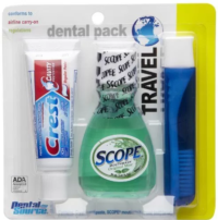 maintaining daily dental regimes