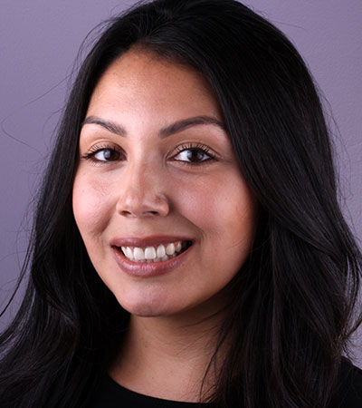 Mercedes, Registered Dental Assistant for our dentists in Oakland, CA.