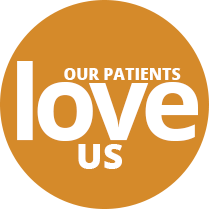 patients love us